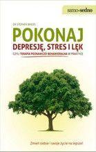 b38806f6597433 POKONAJ DEPRESJĘ STRES I LĘK - Księgarnia internetowa, książki ...